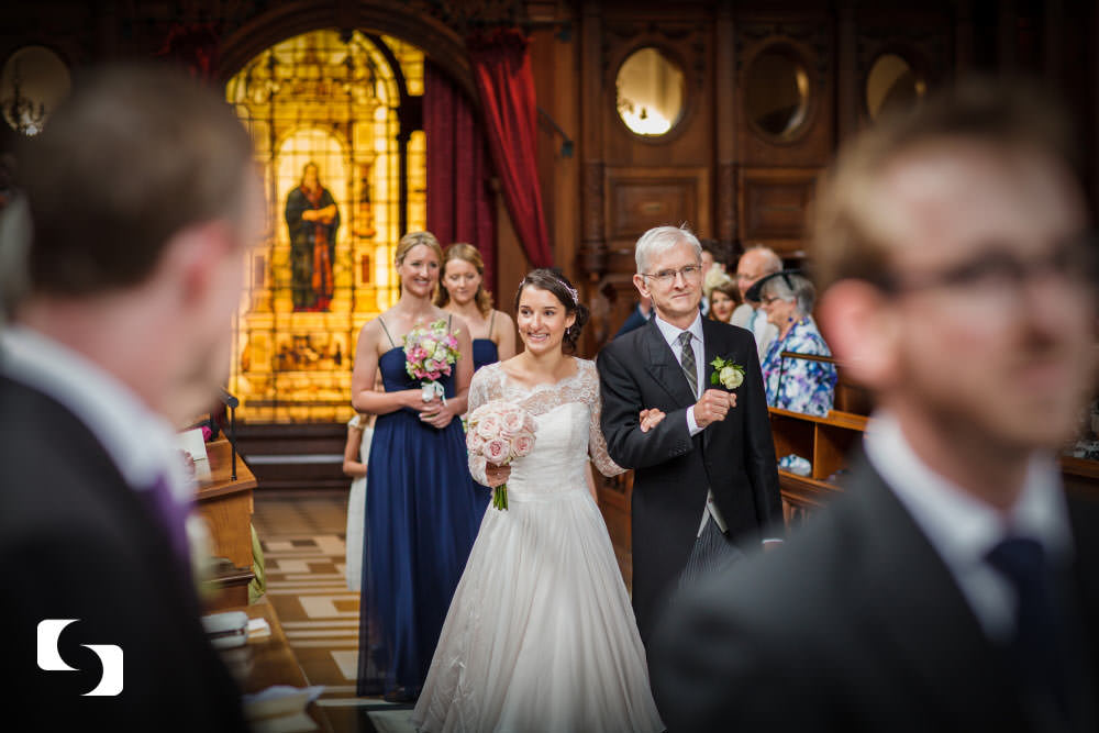 Hertford College wedding photographer