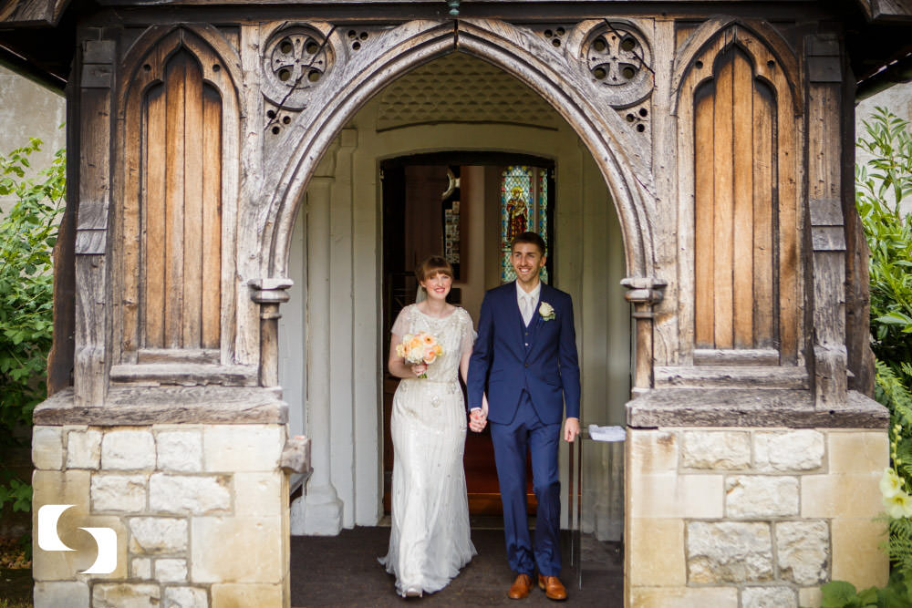 Chigwell and Loughton wedding photography