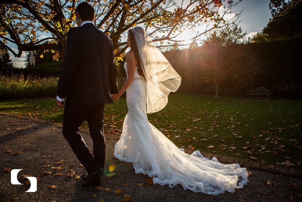 natural wedding photography Gaynes Park