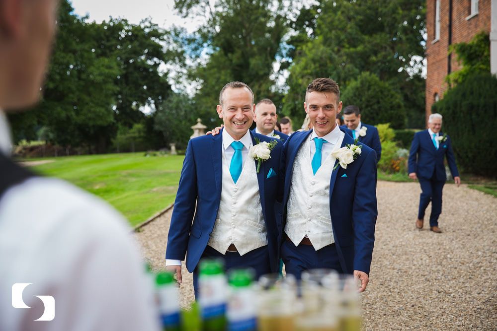 Gosfield Hall same sex wedding
