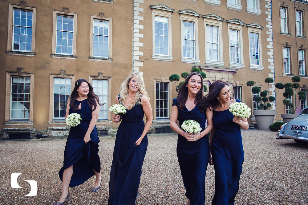 The best aynhoe wedding photography
