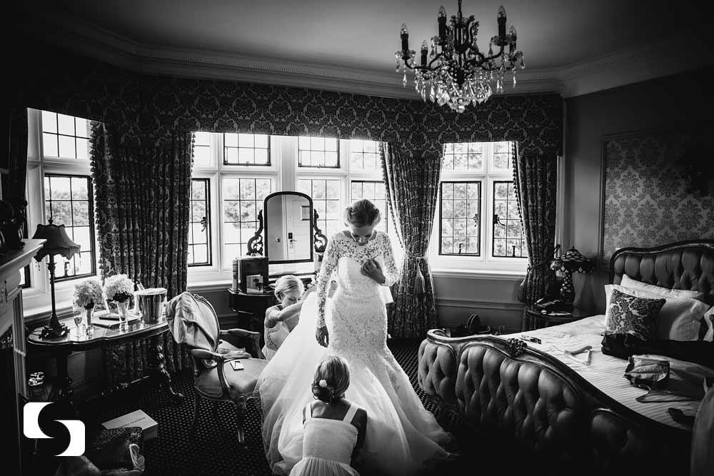 Greenwoods Hotel wedding photography