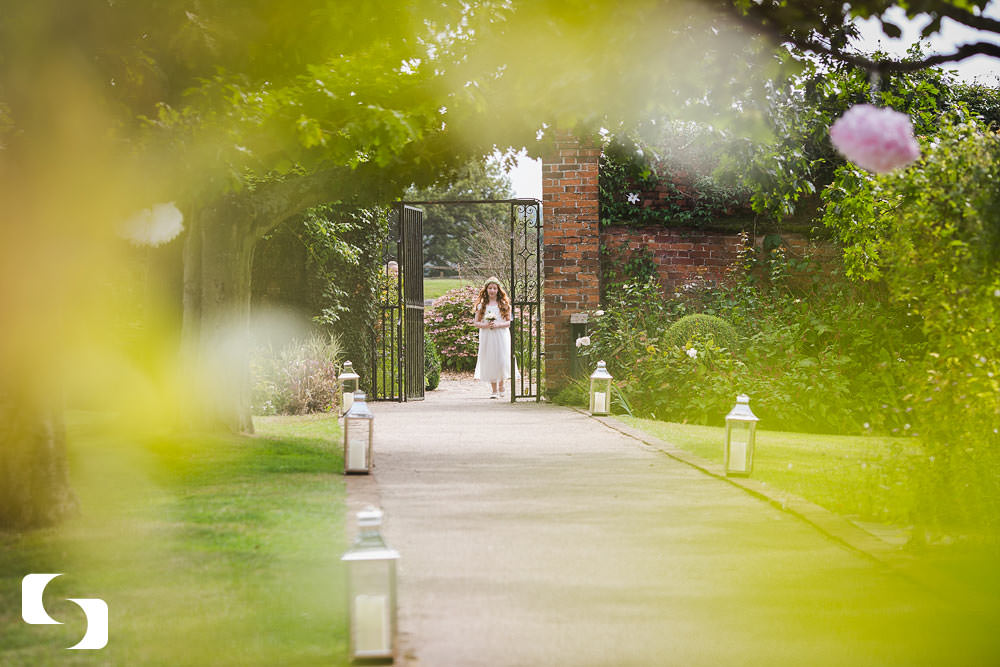 Gaynes Park wedding photo's