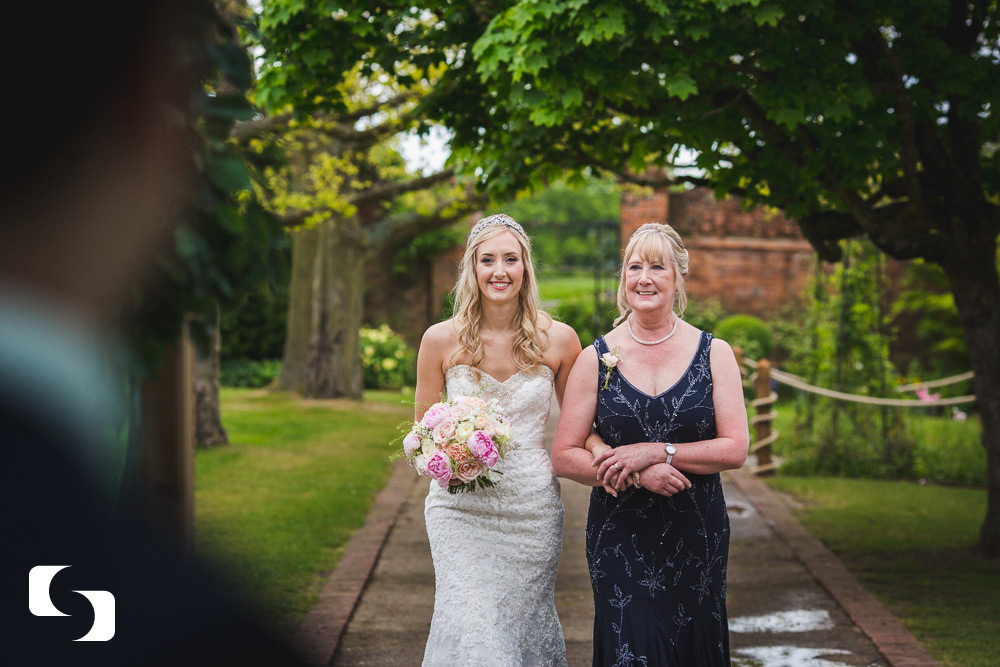 Gaynes Park wedding Photos