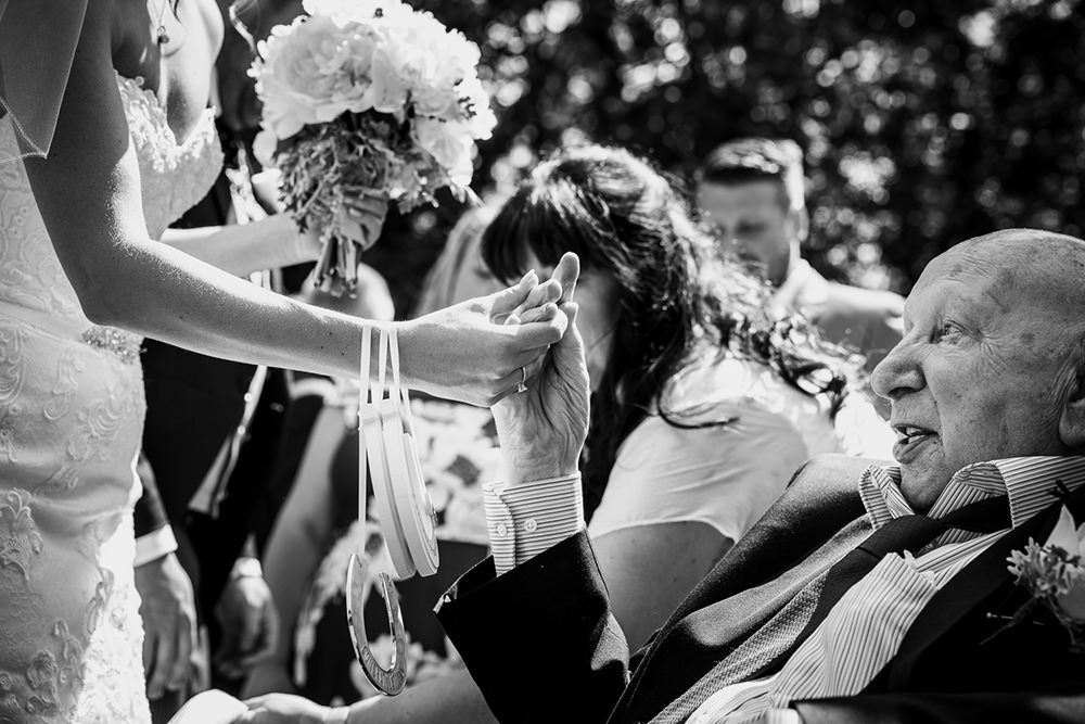 stunning emotional picture essex wedding photographer
