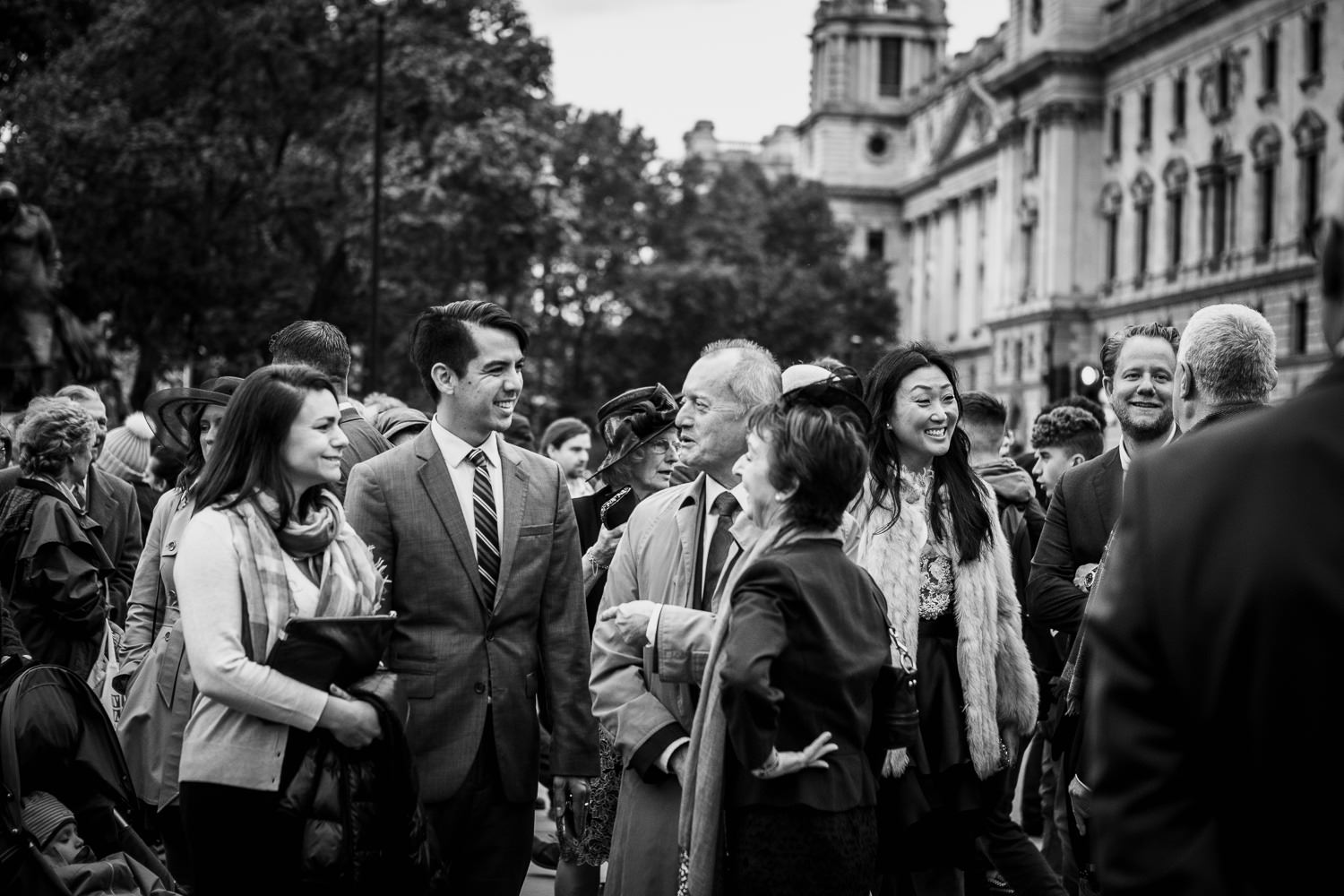 wedding group london