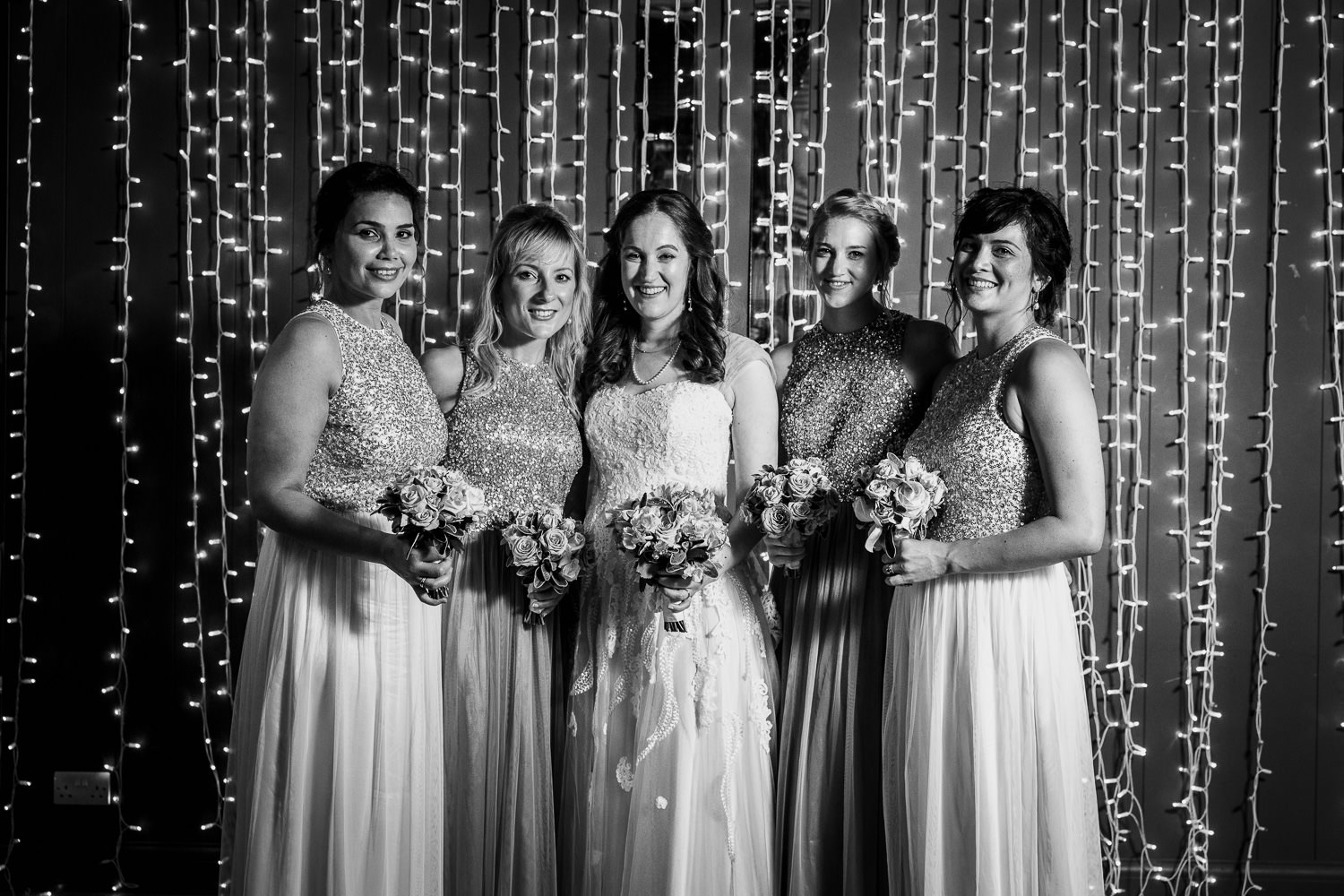 bridal party at westminster boating base